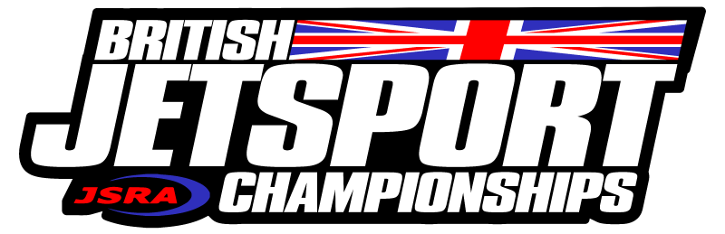 JSRA British Jetsport Championships Decal 250mm x 100mm (Delivery to UK only)