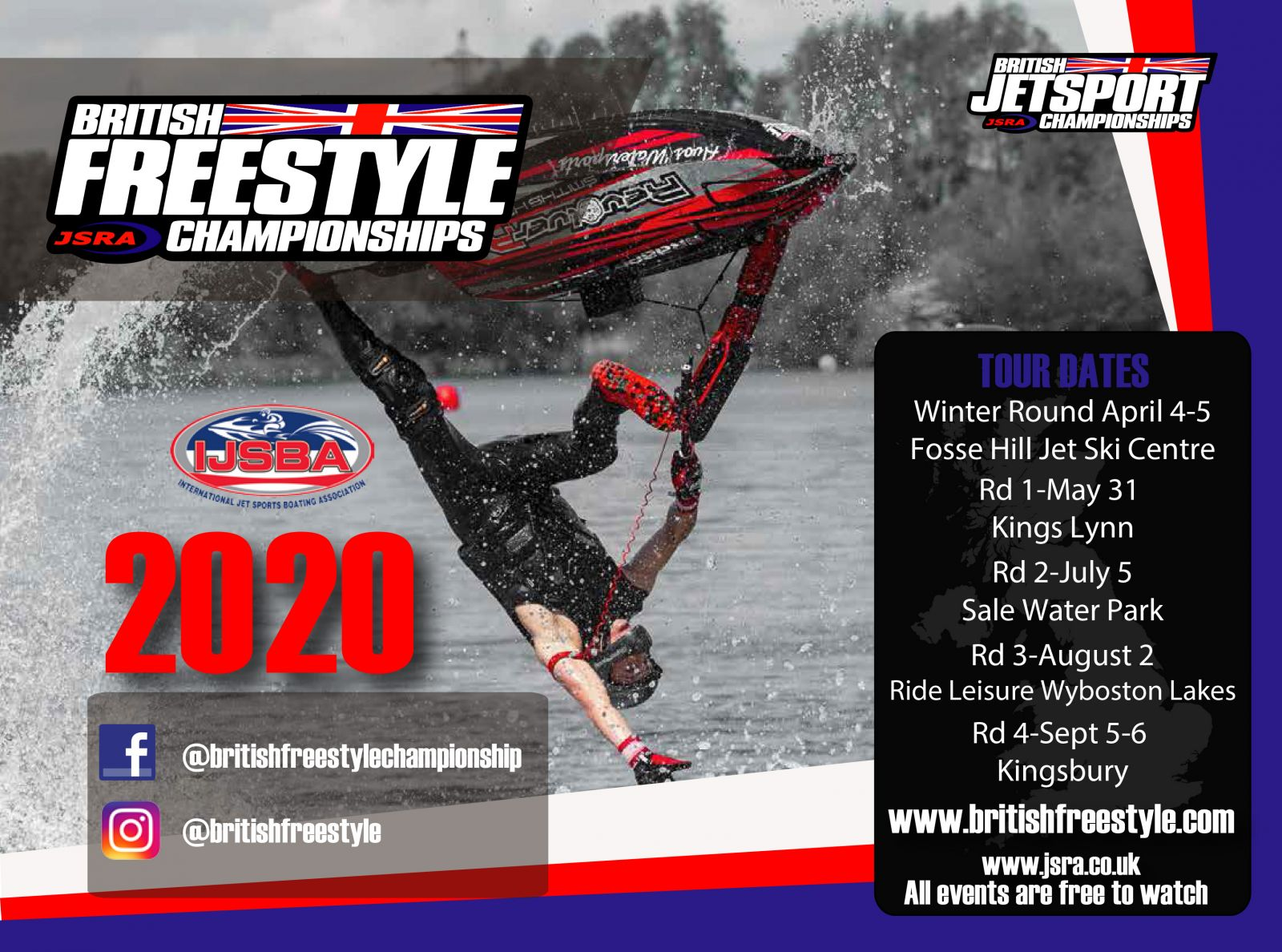 Attention all Freestylers and supporters of freestyle for 2020