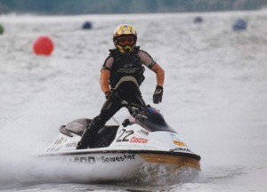TOURING CAR TEAM BOSS BELCHER TO MAKE UNEXPECTED ONE-OFF JET SKI RACING RETURN RAISING FUNDS FOR CANCER RESEARCH
